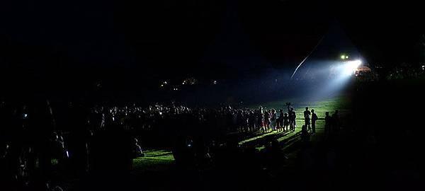 台東。2014熱氣球嘉年華光雕音樂會1