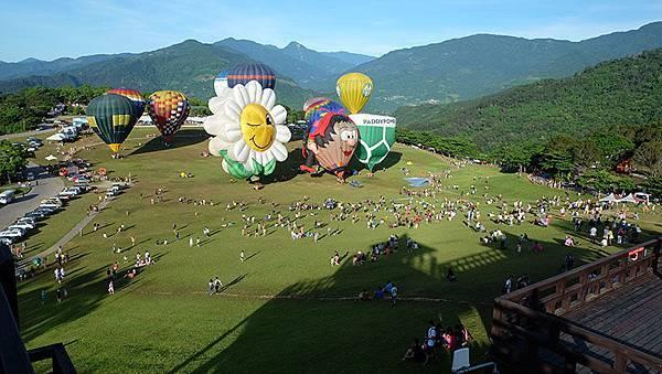 台東。2014熱氣球嘉年華9
