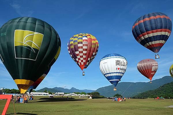 台東。2014熱氣球嘉年華11