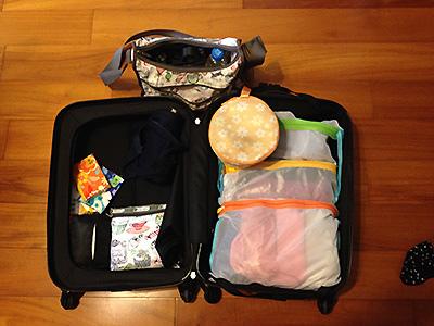 京阪奈輕旅遊行李