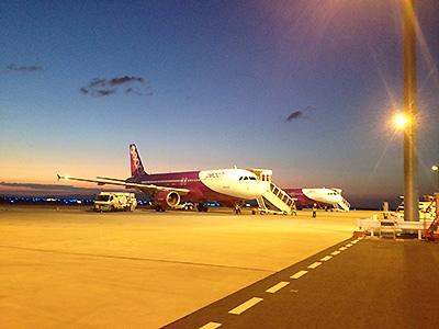 樂桃 關西空港