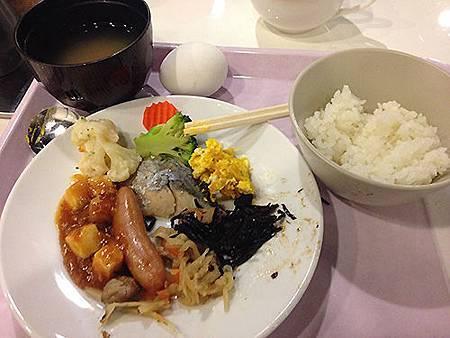 First Cabin大阪早餐1