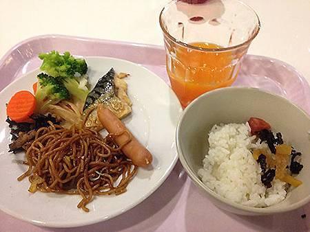 First Cabin大阪早餐2