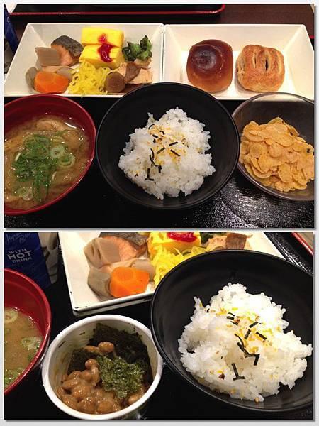 Super Hotel難波日本橋早餐