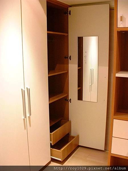 臥室設計-衣櫃
