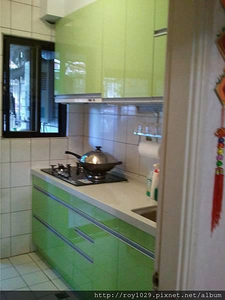 中和街 廚具完工照