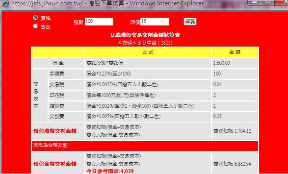 中國a50指數2823