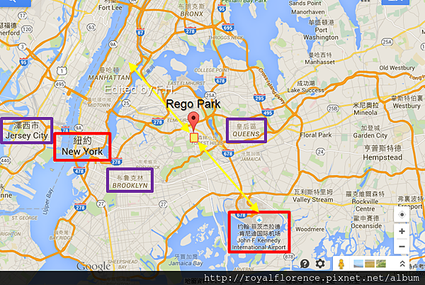 Manhattan_Rego_Park_JFKairport_googlemap