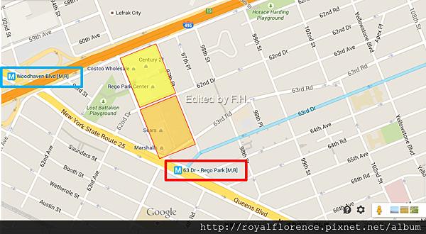 Rego_Park_googlemap_1