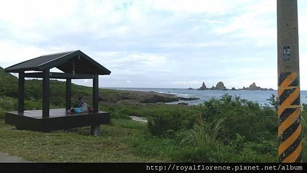 蘭嶼貝殼砂_軍艦岩2.jpg