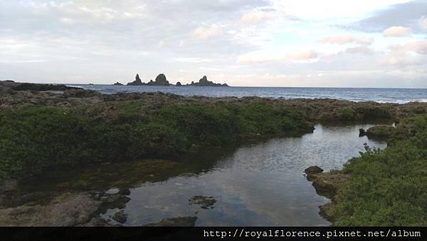 蘭嶼貝殼砂_軍艦岩15.jpg
