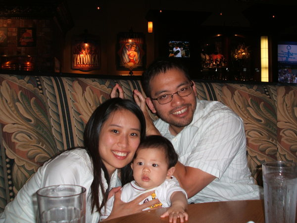 daddy's birthday at BJ's
