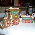 train train ginger bread