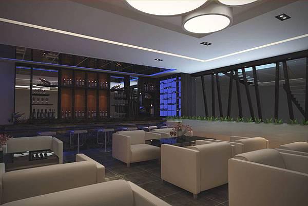 地下一樓餐廳沙發區與吧台.jpg