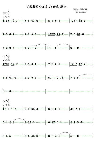 潘朵拉之心 懷錶八音盒簡譜.jpg