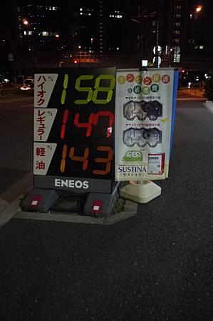 油價超貴,以匯率0.38來算