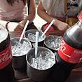 可樂必需要解渴