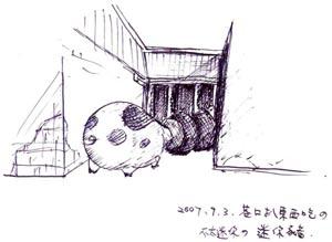 迷你豬吃垃圾(魚大頭作品)