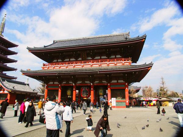 淺草雷門寺