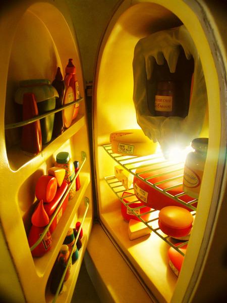 米妮的冰箱