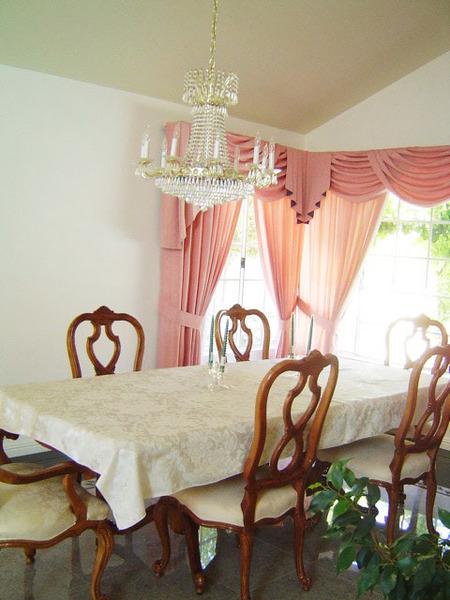 正式的飯廳