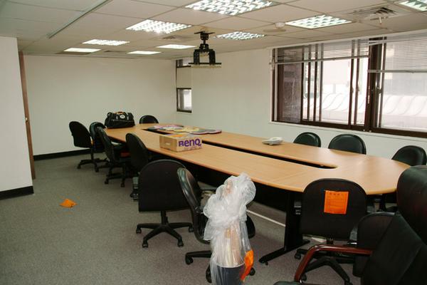 新的第一會議室