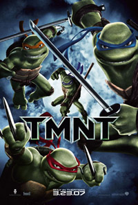 忍者龜:炫風再起 TMNT