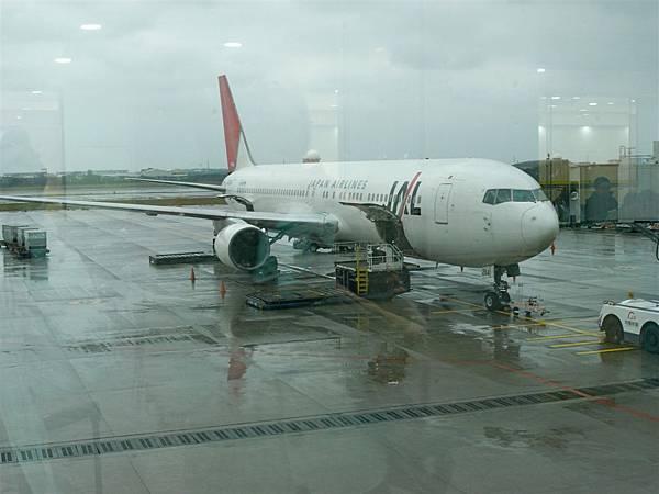 這次坐令人期待的日亞航JAA