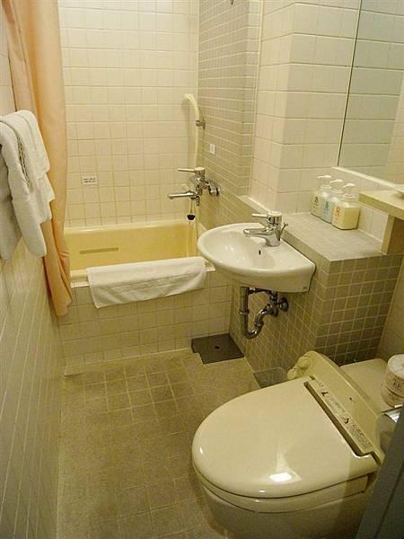 西新宿的浴室