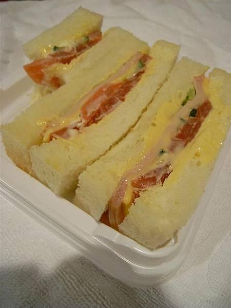 7-11賣的三明治