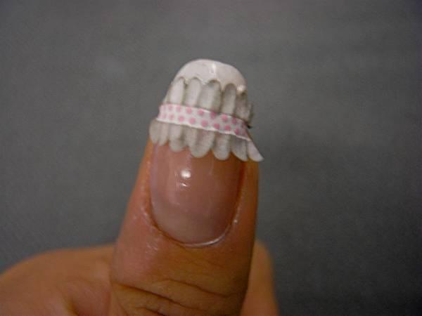 買的指甲貼