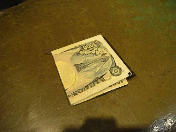 這是地上的畫,老母騙我我錢掉了