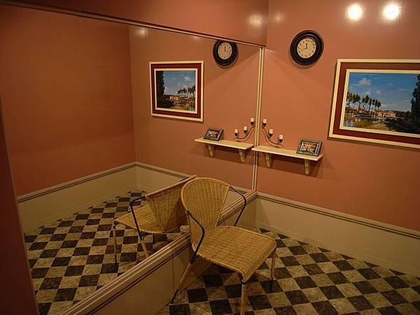 鏡子的部屋