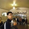 進去中央車站了!