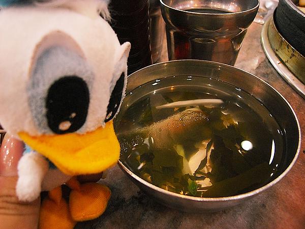 就算是進入夏天了...但喝冷湯實在不是中國人的習慣.....