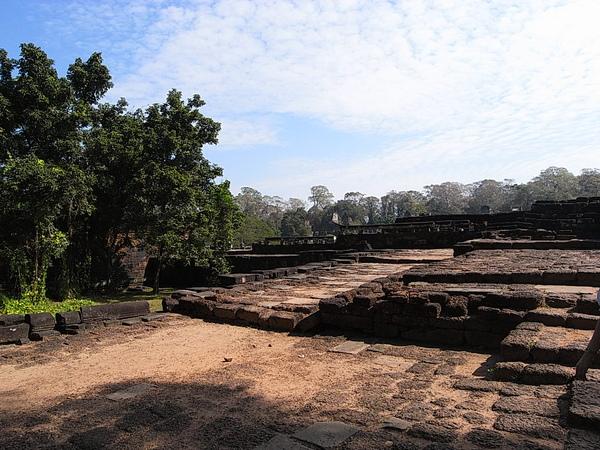 鬥象台是古時皇帝舉行慶典儀式的地方