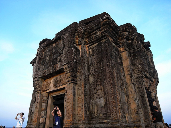 祭祀濕婆神的主殿