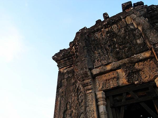頂層祭祀濕婆神的主殿