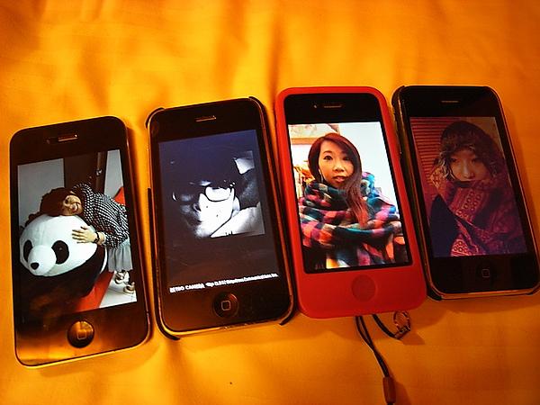 iphone集合!