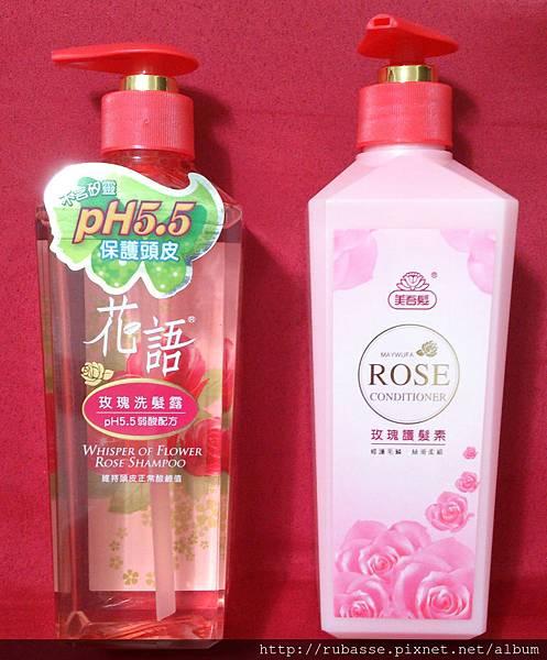 美吾髮花語玫瑰系列
