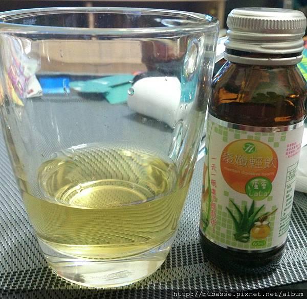 生達製藥棗纖輕飲蘆薈LaLa