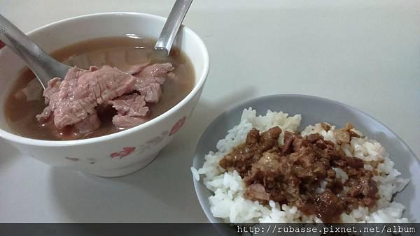台南 康樂街牛肉湯