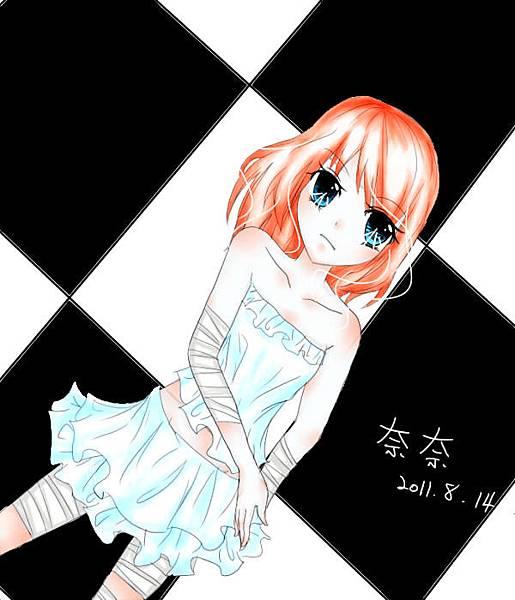 黑白地板3