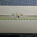 生日書籤卡-言0-自製信封-背面