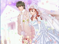 沈惟真結婚