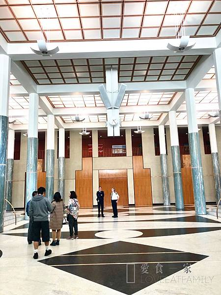 坎培拉-國會大廈