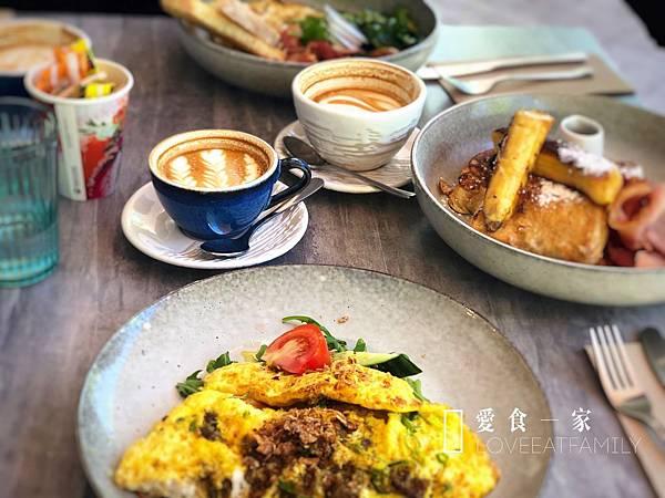 坎培拉-悠閒早餐
