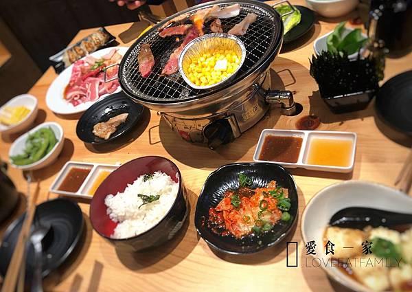 雪梨 二階堂日式燒肉 吃到飽 和牛吃到飽