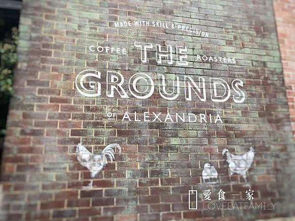 The Grounds of Alexandria,冰雪奇緣,主題咖啡廳,網紅咖啡廳,