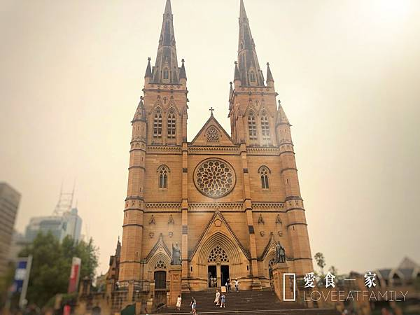 雪梨必去景點聖母主座教堂